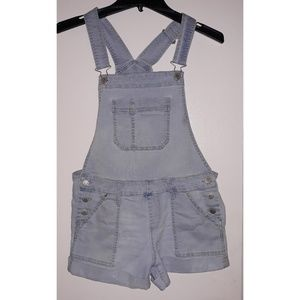 Light Jean Overall